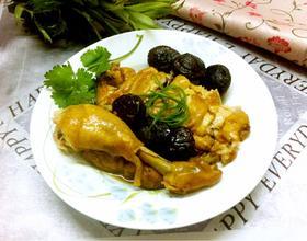 电饭煲焖鸡[图]