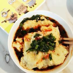 酸辣土豆泥(俗名洋芋搅团)