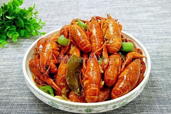 红烧小龙虾