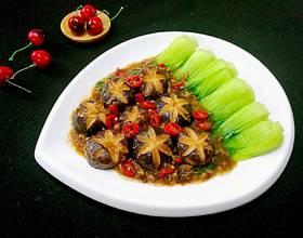香菇油菜[图]