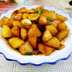 煎烧土豆的做法[图]