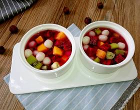 水果小汤圆