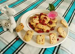 蔓越莓饼干~玉米油版