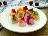 酸奶水果冰的做法[图]