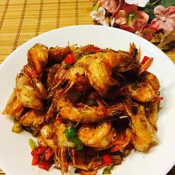 香酥椒盐虾