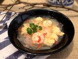 冬瓜虾仁丸子汤的做法[图]