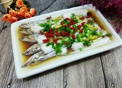 清蒸珍珠带鱼