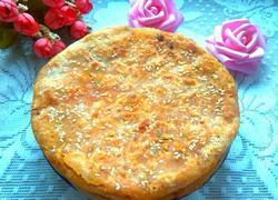 酱香葱花饼