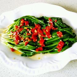 凉拌韭菜的做法[图]