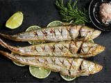 柠檬盐烤刀鱼的做法[图]