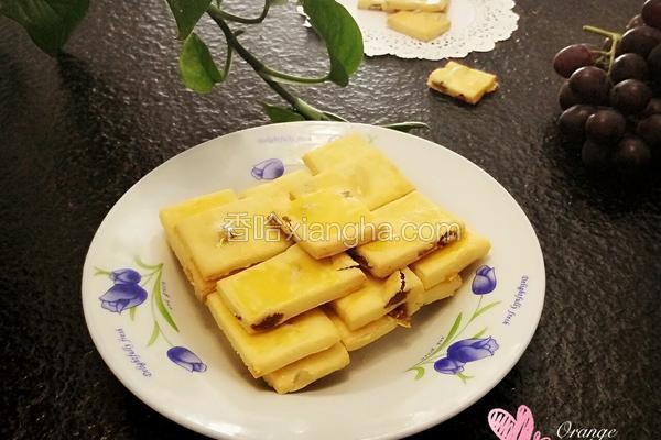 葡萄干奶酥(新手零失败)