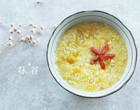 南瓜小米粥[图]