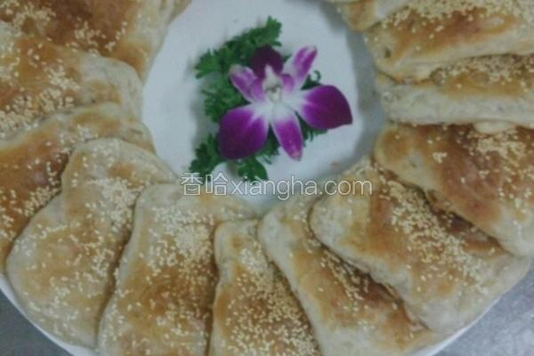 安徽蒙城烧饼
