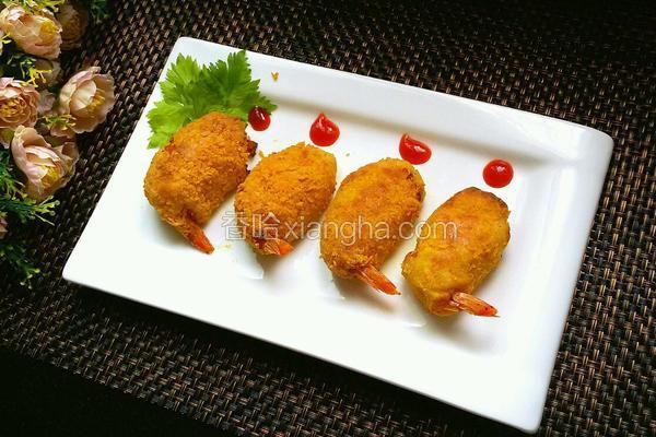 香酥QQ虾