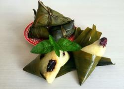 金丝小枣粽子