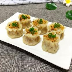 香菇烧麦的做法[图]