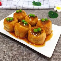 糯米酿豆腐的做法[图]