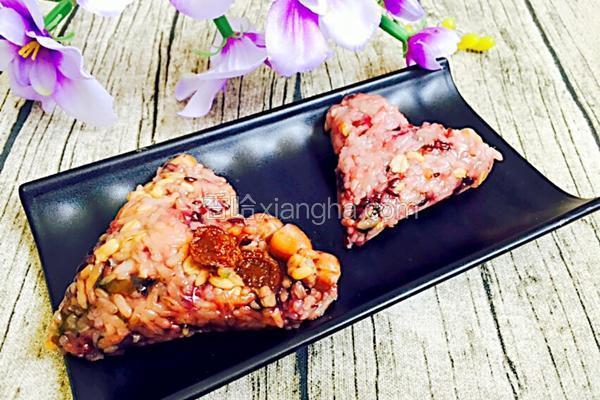#端午节#爱心粽子