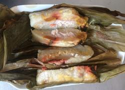 咸猪肉糯米粽