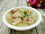 冬瓜炖排骨汤的做法[图]