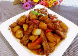 红烧土豆小鸡腿