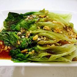 蚝油生菜的做法[图]