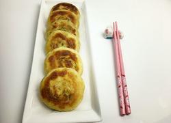 秘制咖喱葱油饼