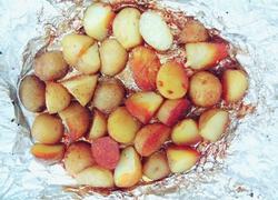 香辣烤土豆