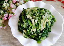 土豆泥小白菜