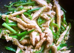 尖椒炒鸡肉