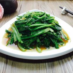 蒜蓉油麦菜的做法[图]