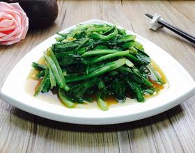 蒜蓉油麦菜[图]