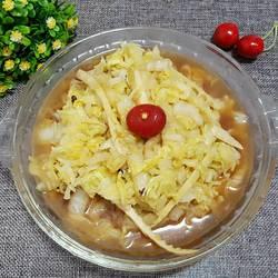 白菜炒春笋的做法[图]