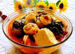排骨炖韩式泡菜锅