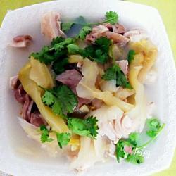 猪肚汤的做法[图]