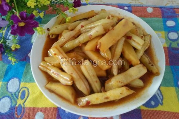 免炒版土豆芸豆