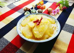 虾米蚝油烧冬瓜