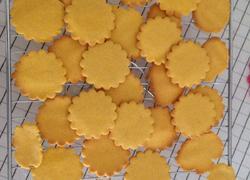 玉米粗粮饼干