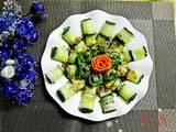 凉拌黄瓜卷的做法[图]