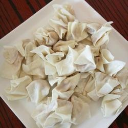 虾仁豆腐扁食