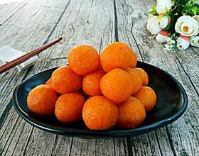 香甜红薯丸子[图]