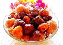 梅花肉焖小土豆