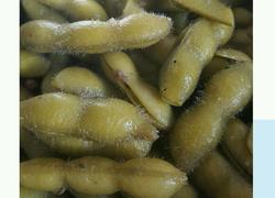 盐水五香毛豆