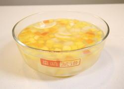 柠檬水果甜汤