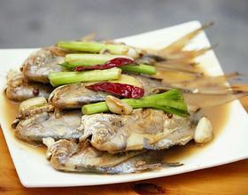 家常燒小鯧魚[圖]