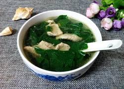 豆角叶瘦肉汤