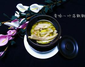 营养煲老母鸡汤