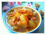 冬瓜烧虾的做法[图]