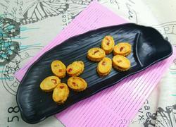 榴莲小酥饼