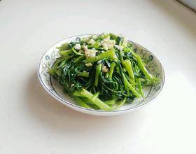 蒜蓉空心菜